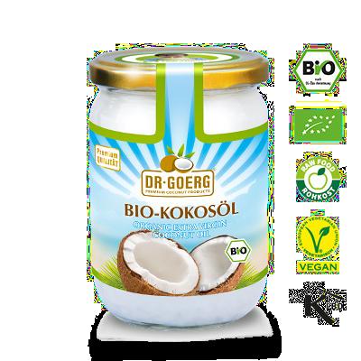 Bio-Kokosoel Dr Goerg-ayurveda luzern