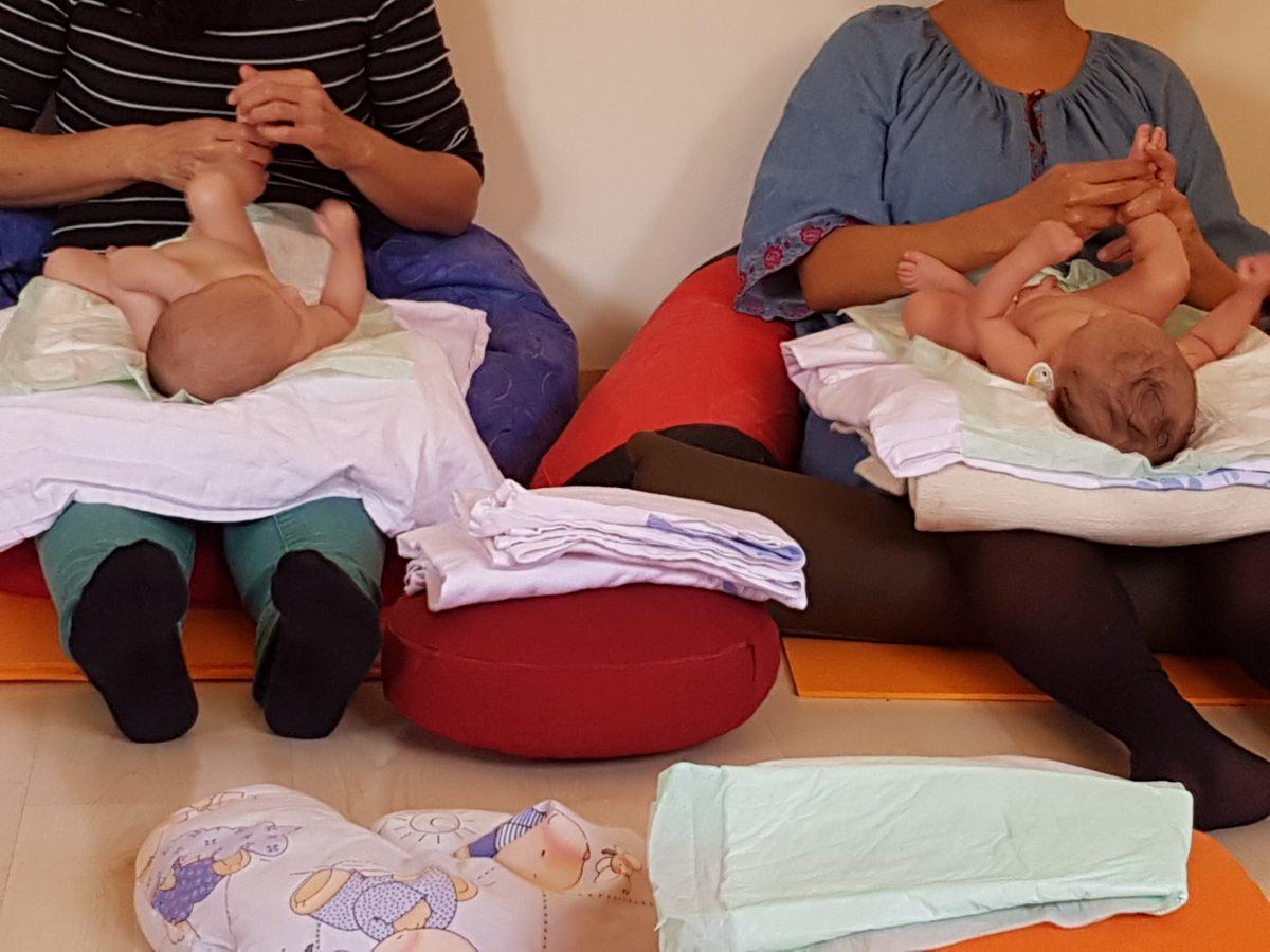 Babymassage-Kurse Luzern