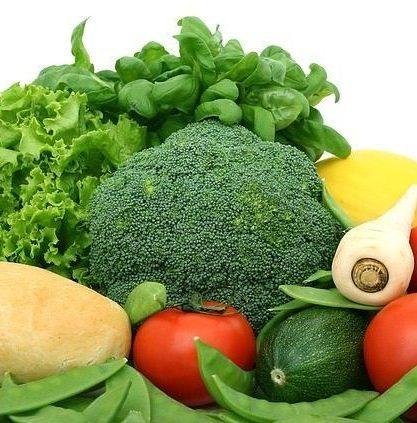 Bleib gesund mit Gemüse