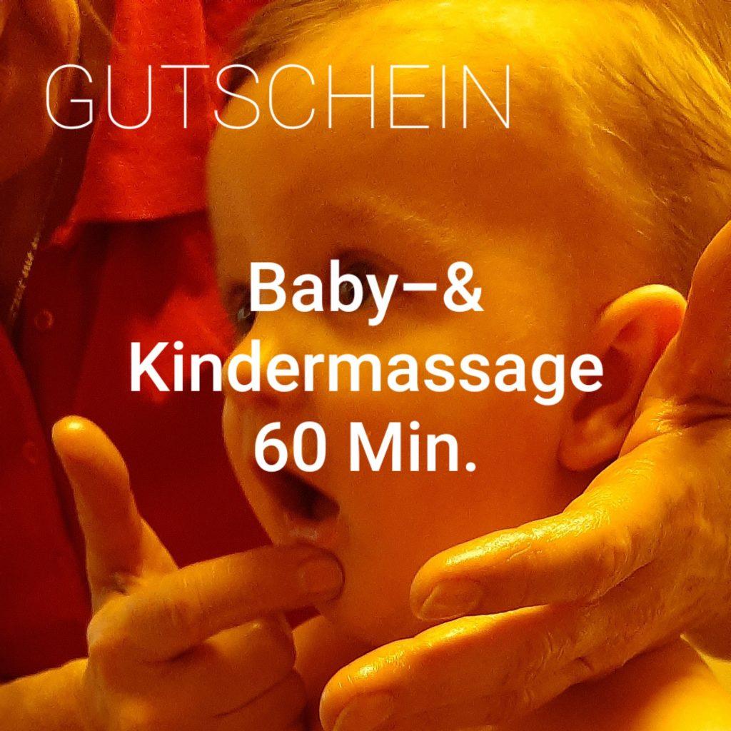 Kindermassage 60 Min.