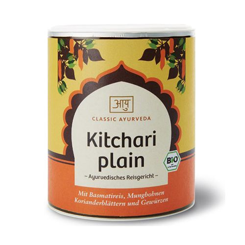 Kitchari Plain, Bio