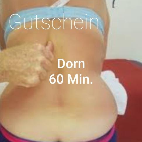 Dorn Breuss Behandlung 60 Min.