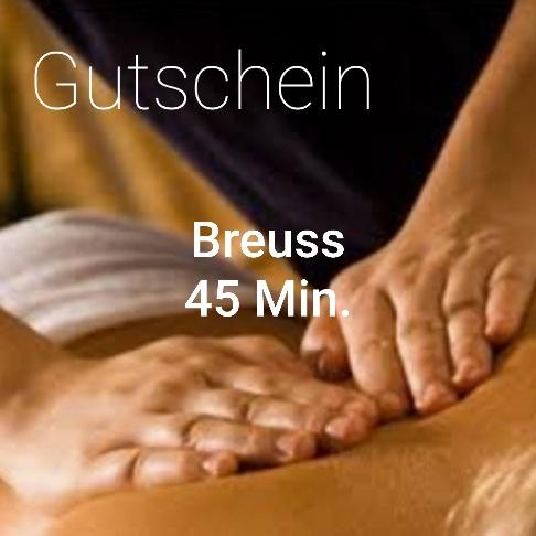 Breuss Behandlung 45 Min.